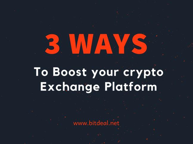 crypto exchange platform-bitdeal